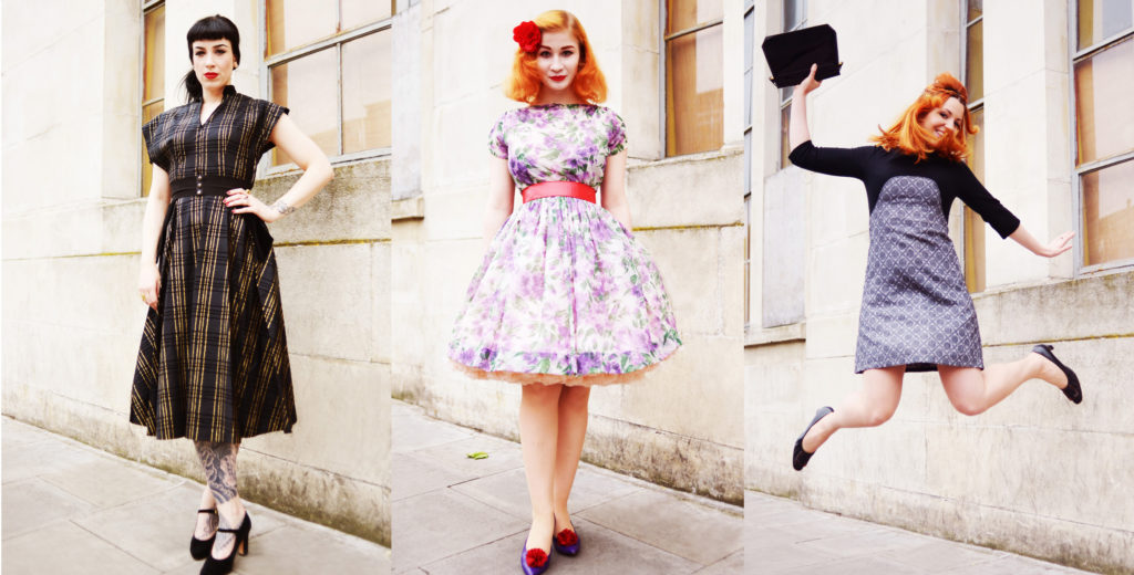 How To Dress in a Vintage Style