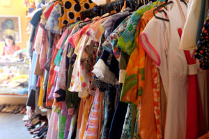 Want a New Spring Wardrobe? Try Vintage Clothing!