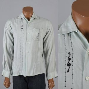 Good Looking Vintage Dress Shirts From the 50's