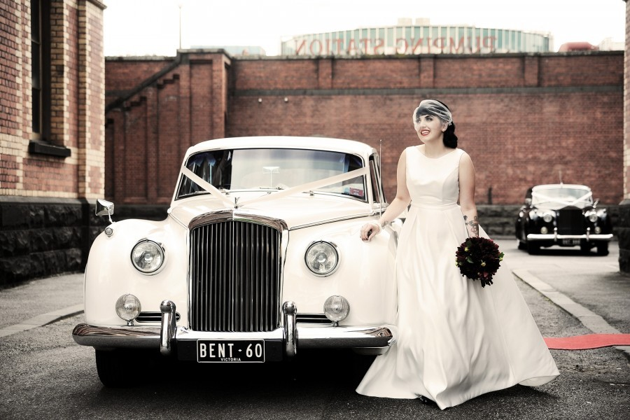 How to Have a Vintage Wedding