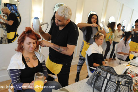 Make Your Salon A Thriving Business